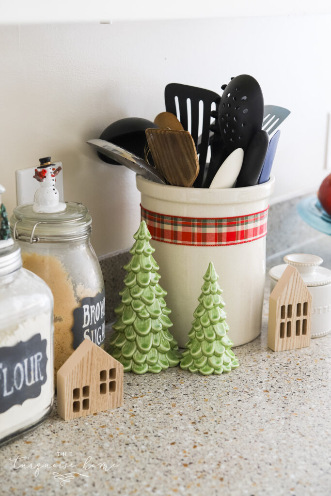Mini ceramic Christmas Trees