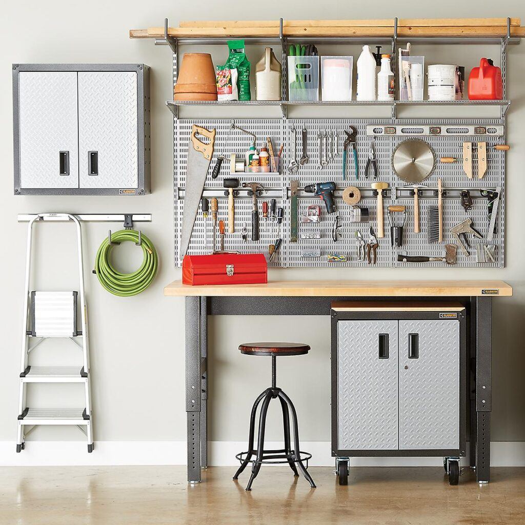 Garage Organization from The Container Store
