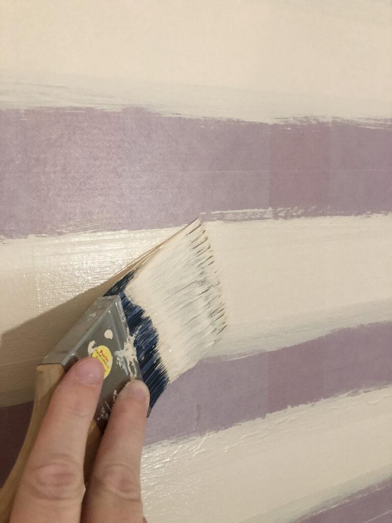 Painting Horizontal Lines