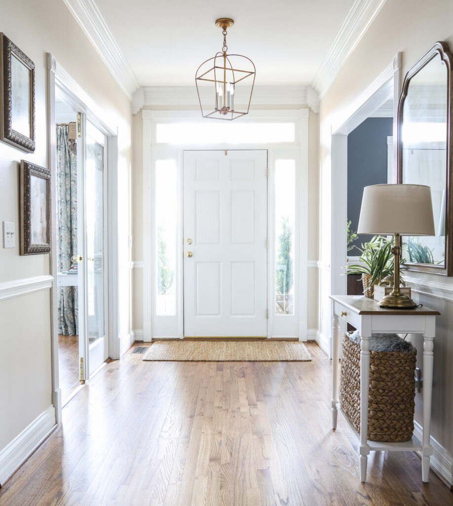 Entry Way Storage Solutions