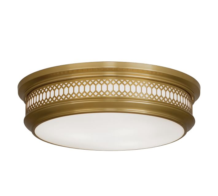 Flora Flush Mount Light