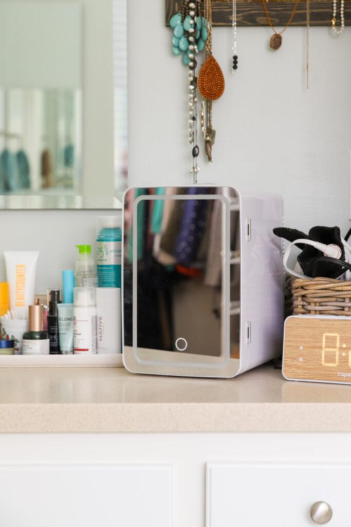 Mini Fridge for Skincare