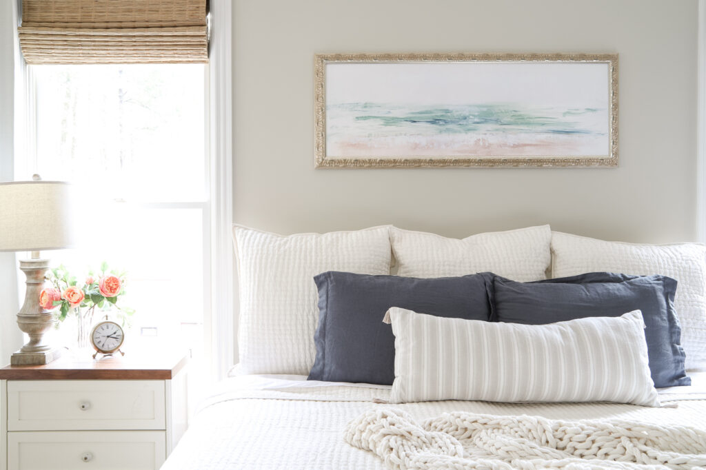 How to Layer Pillows on a Bed