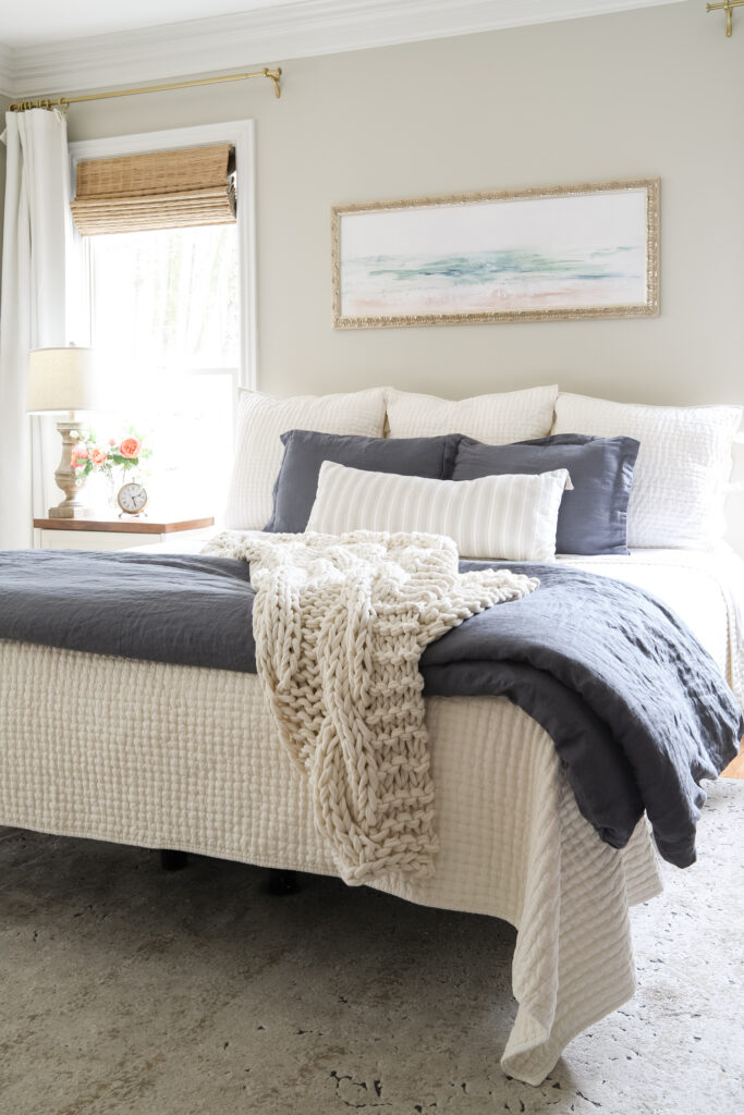 How to Layer Bedding Like a Pro!