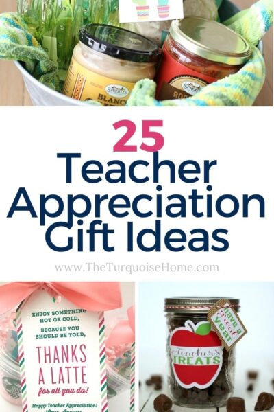 25 Teacher Appreciation Gift Ideas