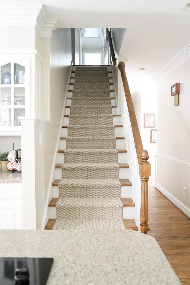 Anderson Tuftex Only Natural Stair Runner