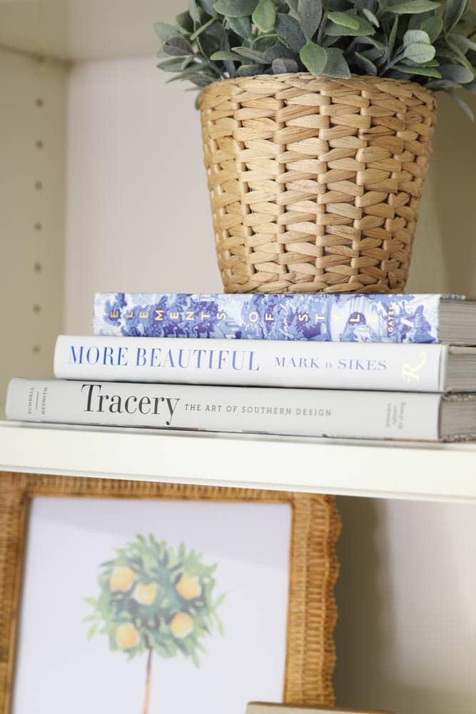 Decorating Books as Decor