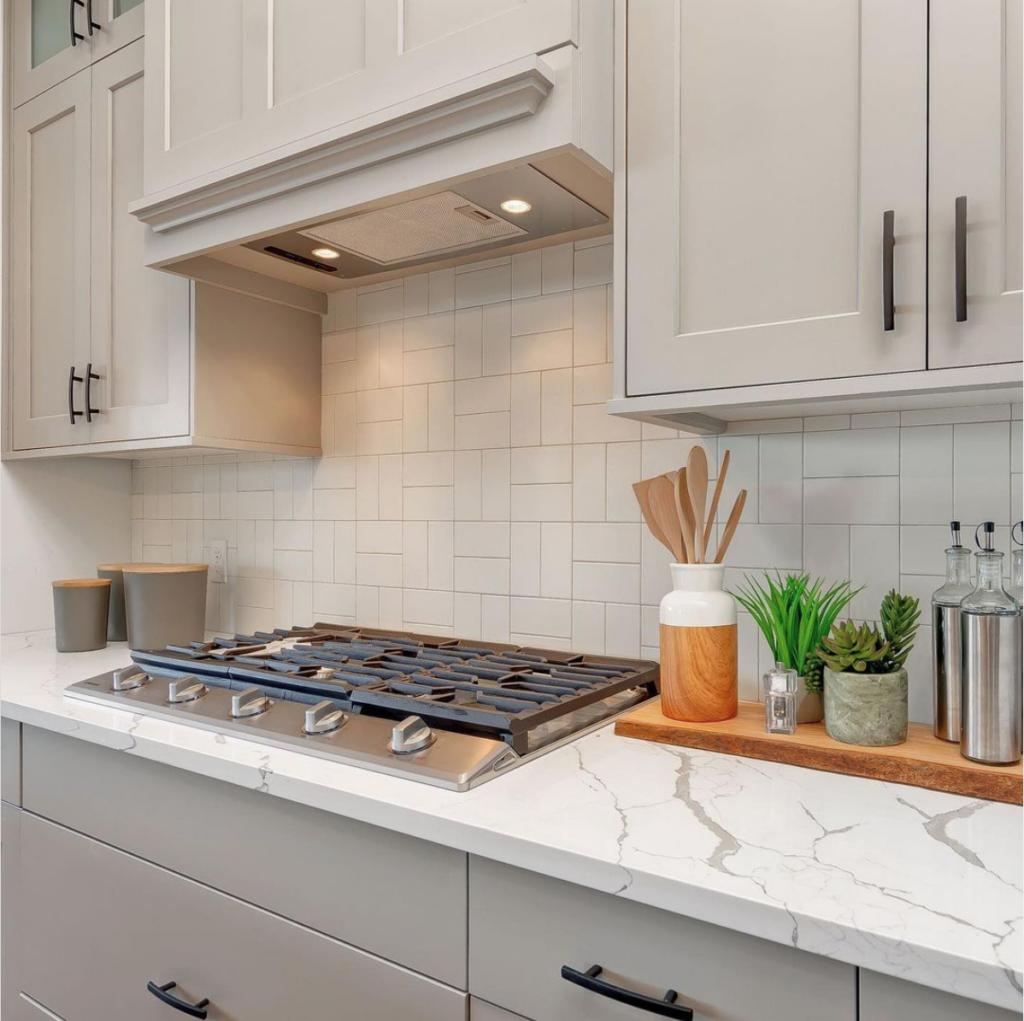 Mindful Gray Kitchen Cabinets