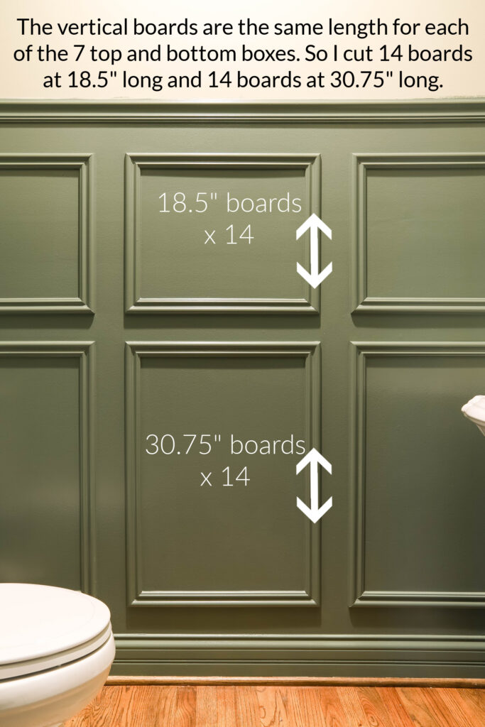 How to Make Cuts for DIY Wall Moulding
