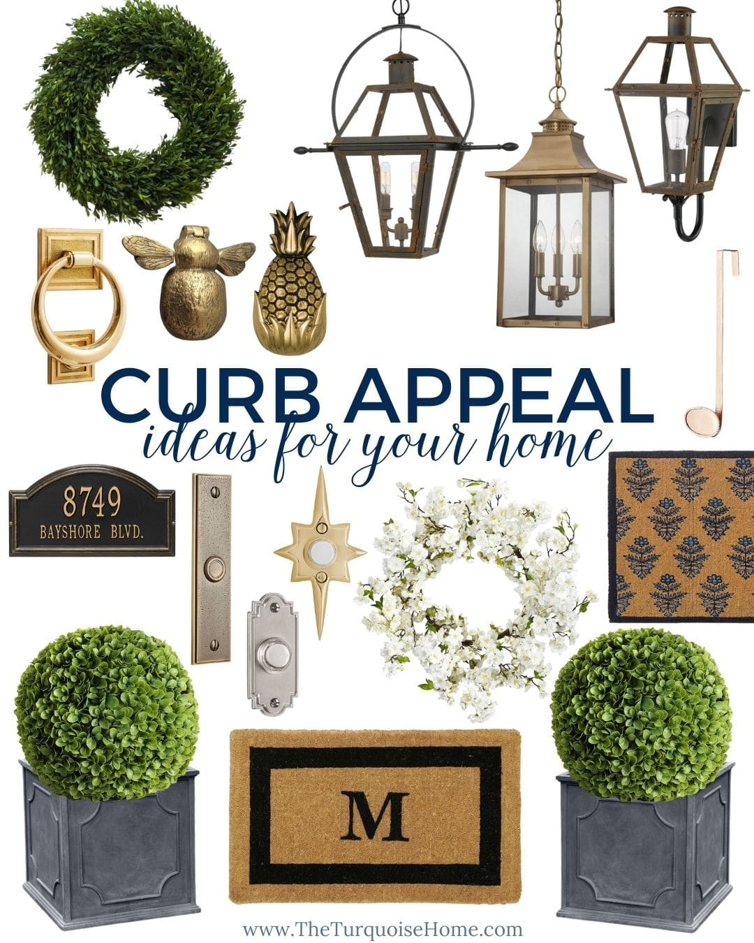 Curb Appeal Ideas for Your Home