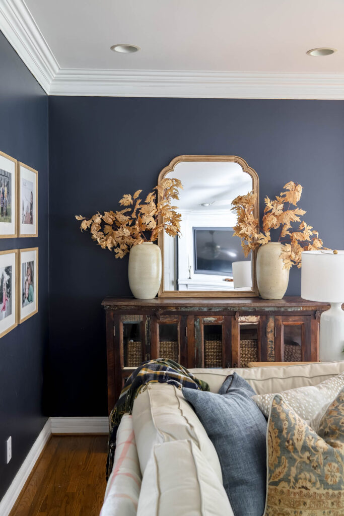 New Fall Living Room Decor