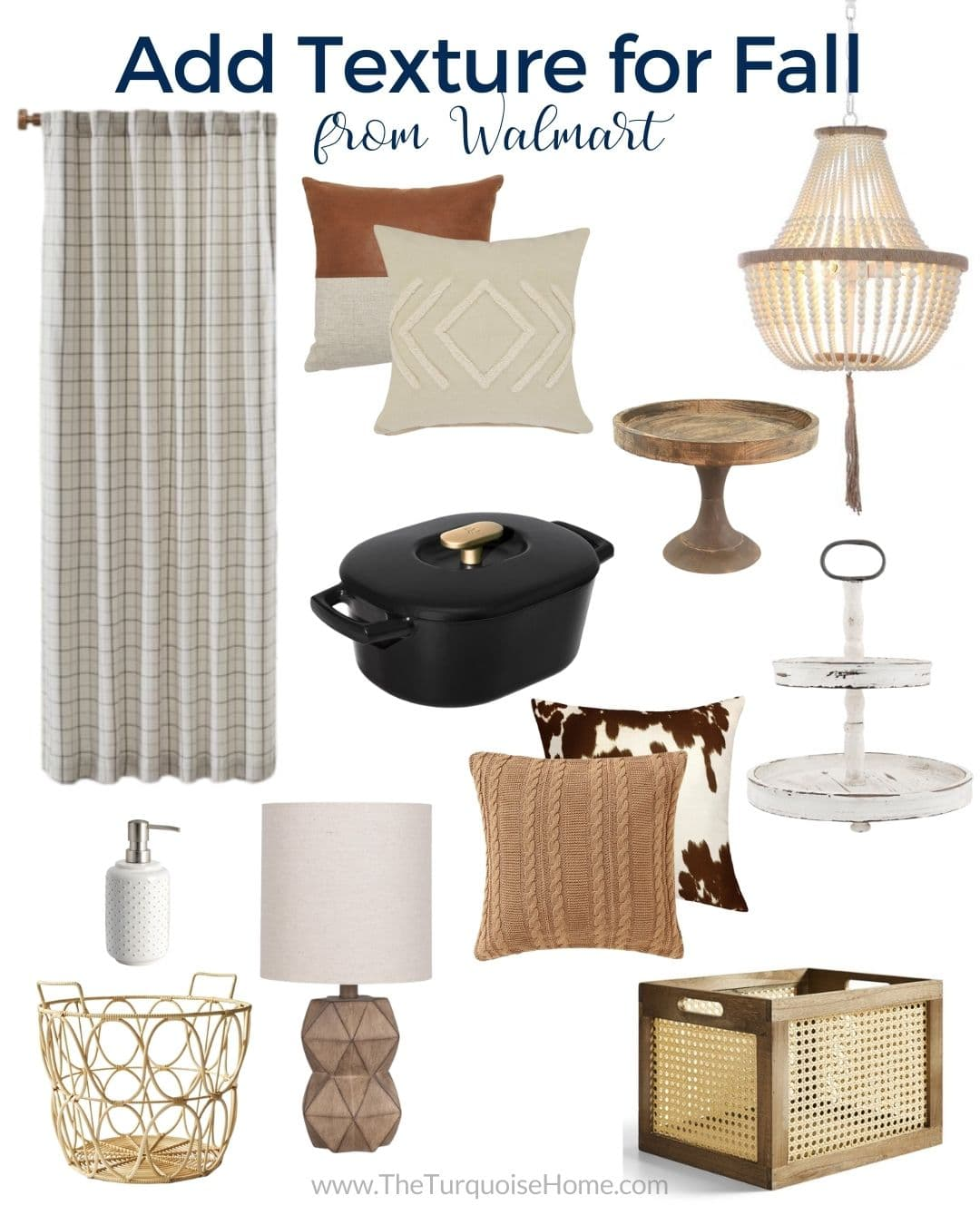 Cozy Fall Texture from Walmart Home