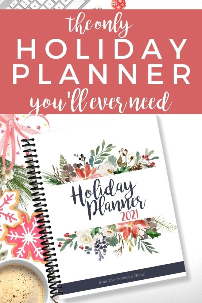 2021 Holiday Planner