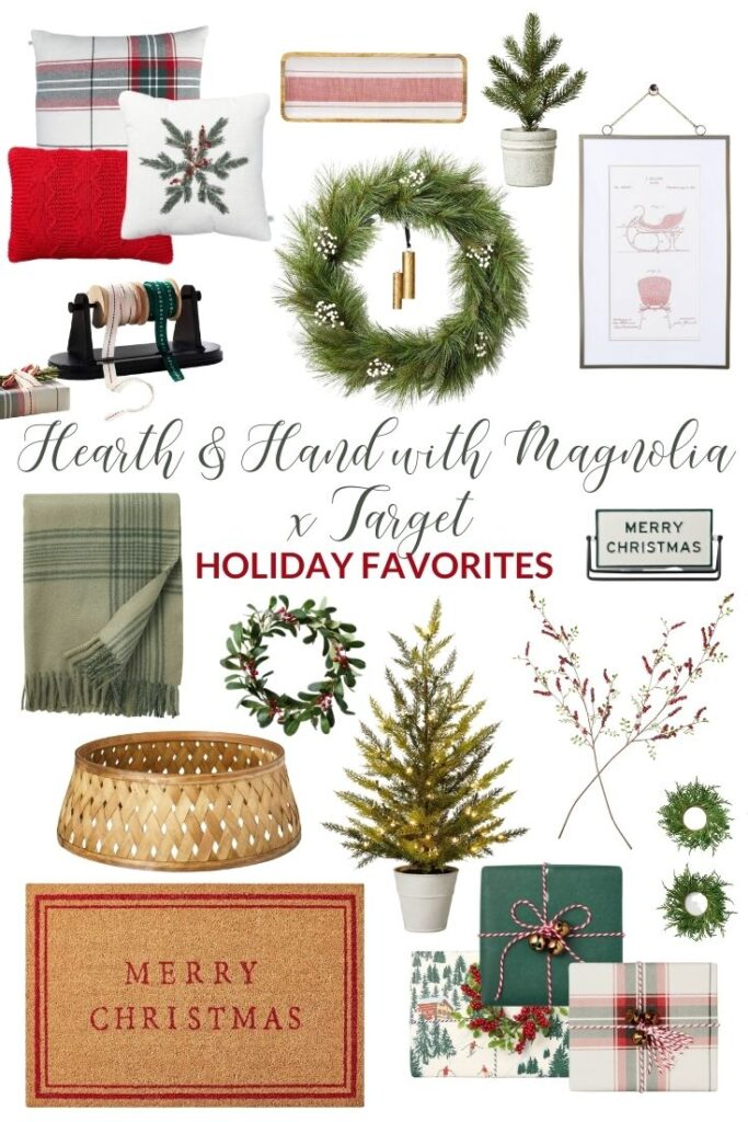 Hearth & Hand with Magnolia x Target Holiday Favorites