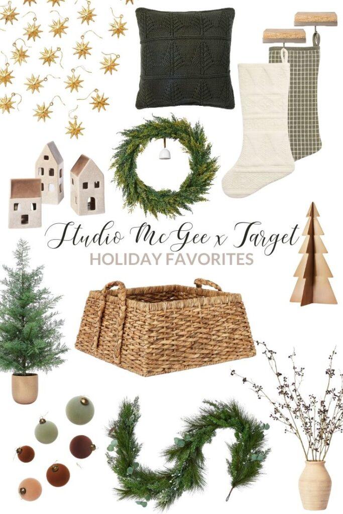 Threshold with Studio McGee Designs Christmas Favorites
